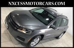 2016_Volkswagen_Tiguan_S 1 OWNER LOW MILES COMPACT_ Houston TX