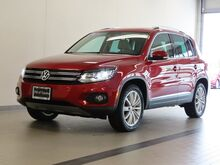 2016_Volkswagen_Tiguan_SE_ Kansas City KS
