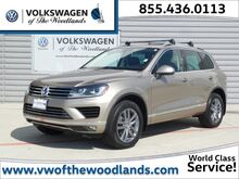 2016_Volkswagen_Touareg_Lux_ The Woodlands TX