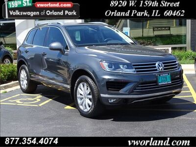 2016_Volkswagen_Touareg_Sport_ Orland Park IL