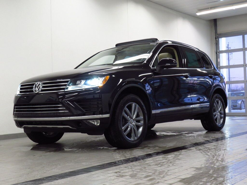 2016 volkswagen touareg v6 tdi topeka ks 22606799. Black Bedroom Furniture Sets. Home Design Ideas