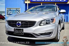 2016_Volvo_S60 Inscription_T5 Platinum / Turbocharged / Automatic / Heated Leather Seats / Sunroof / Navigation / Adaptive Cruise Control / Lane Departure Assist / Harmon Kardon / Bluetooth / Back-Up Camera / 37 MPG / 1-Owner_ Anchorage AK