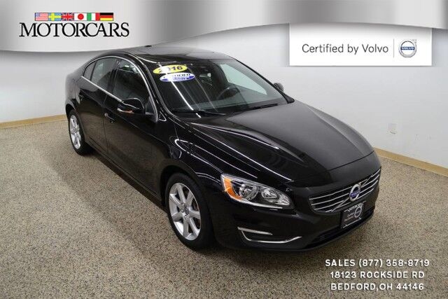 2016 Volvo S60 T5 Premier Awd Bedford Oh