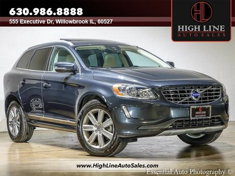 2016_Volvo_XC60_T6 Drive-E_ Willowbrook IL