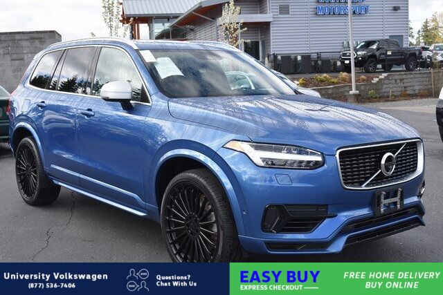1 Used Volvo Xc90 Hybrid Seattle Washington