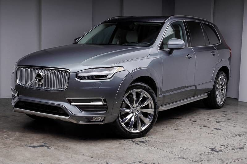 2016 Volvo XC90 T6 Inscription Akron OH 20423611