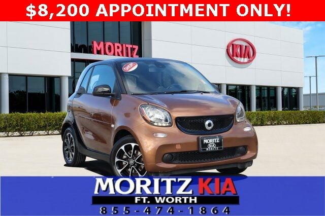 2016 smart Fortwo Passion Fort Worth TX