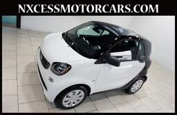 smart fortwo Pure AUTOMATIC LOW MILES 1-OWNER CLEAN CARFAX. 2016