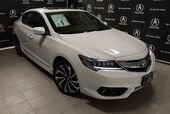 2017 Acura ILX with Technology Plus/A-SPEC Package