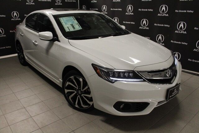 2017 Acura ILX with Technology Plus/A-SPEC Package San Juan TX