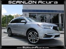 2017_Acura_MDX_FWD Advance Pkg_ Fort Myers FL