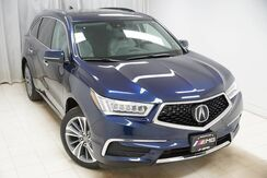 2017_Acura_MDX_SH-AWD Technology Navigation Sunroof Backup Camera 1 Owner_ Avenel NJ