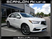 2017_Acura_MDX_w/Advance Pkg_ Fort Myers FL