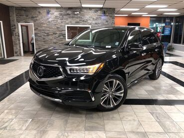 2017_Acura_MDX_w/Technology Pkg_ Worcester MA