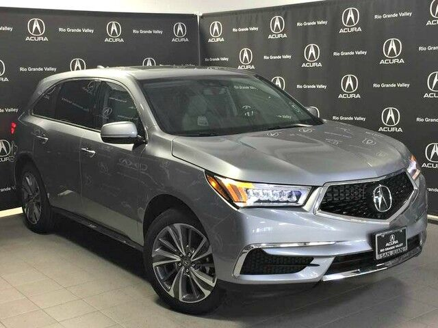 2017 Acura MDX with Technology Package San Juan TX