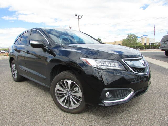 2017 acura rdx awd with advance package albuquerque nm 26687497. Black Bedroom Furniture Sets. Home Design Ideas