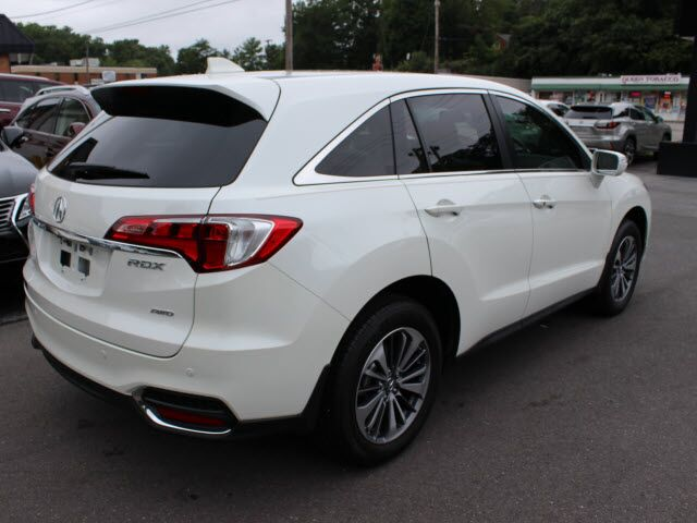 2017 Acura RDX w/Advance Roanoke VA