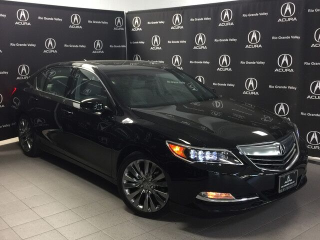 2017 Acura RLX with Advance Package San Juan TX