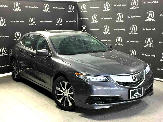 2017 Acura TLX 2.4 8-DCT P-AWS with Technology Package San Juan TX