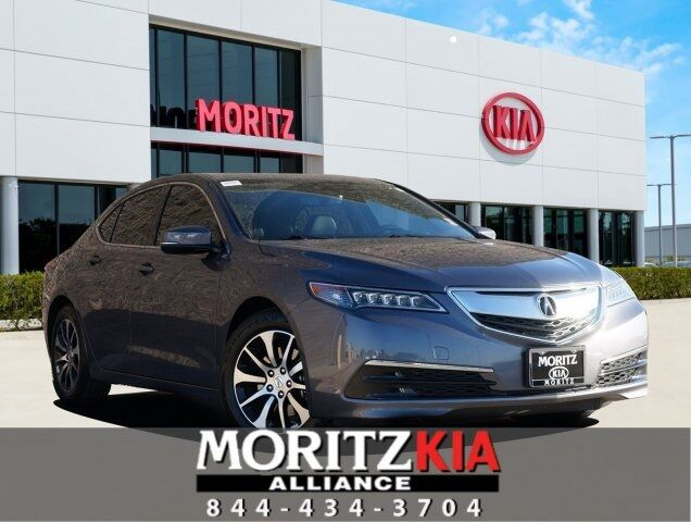 2017 Acura TLX 2.4L Fort Worth TX