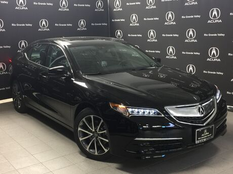 2017 Acura TLX 3.5 V-6 9-AT P-AWS with Technology Package San Juan TX