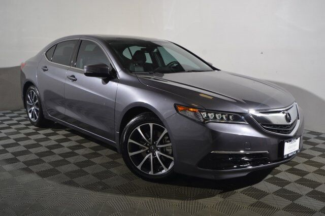 2017 Acura TLX 3 5L V6 w Technology Package Seattle WA