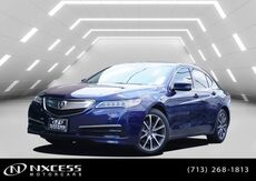 2017_Acura_TLX_V6 w/Technology Pkg Navigation Roof 1 OWNER EXTRA CLEAN_ Houston TX
