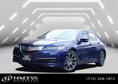 Acura TLX V6 w/Technology Pkg Navigation Roof 1 OWNER EXTRA CLEAN 2017