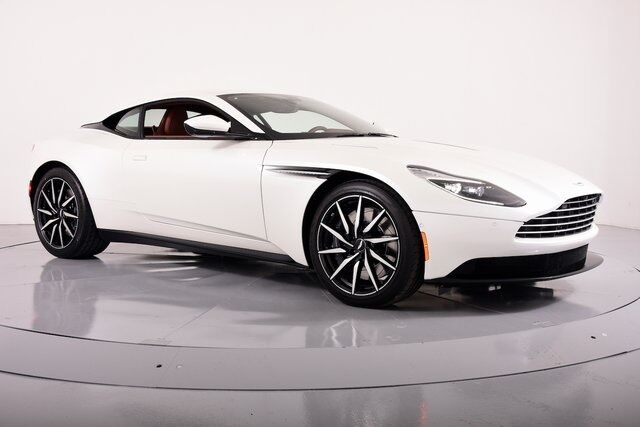 2017_Aston Martin_DB11__ Dallas TX