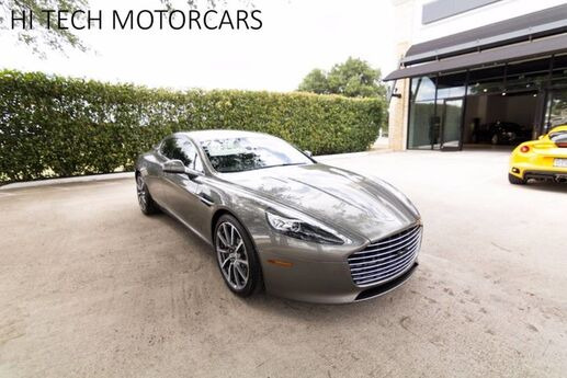 2017 Aston Martin Rapide S Shadow Edition  Austin TX