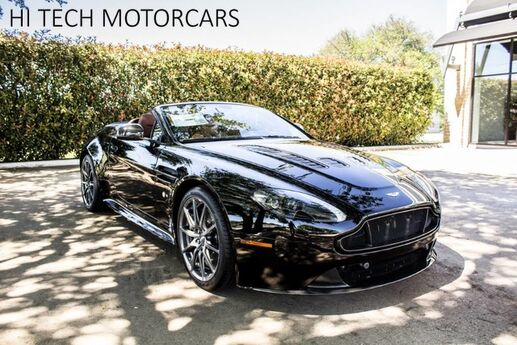 2017 Aston Martin V12 Vantage S 7 speed manual S Austin TX