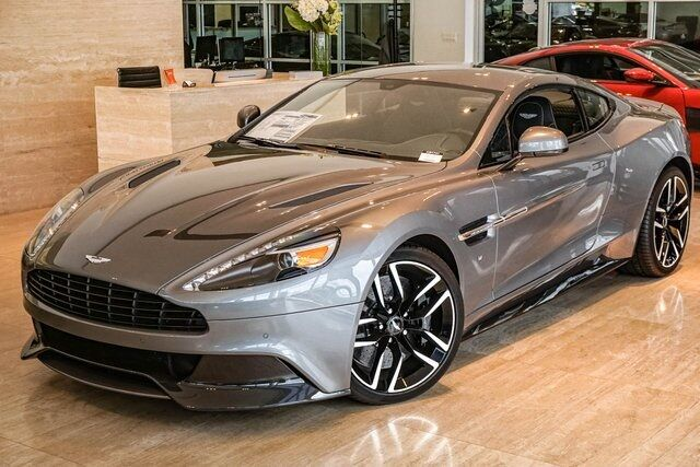 680 Credit Score >> 2017 Aston Martin Vanquish Coupe Chicago IL 16534494