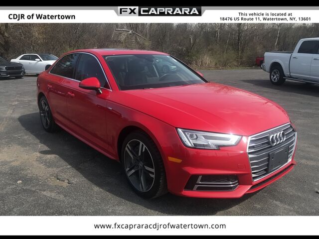 2017 Audi A4 2.0T Watertown NY