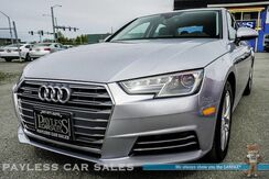 2017_Audi_A4_Premium / Quattro AWD / Power & Heated Leather Seats / Sunroof / Navigation / Bluetooth / Back-Up Camera / 31 MPG / 1-Owner_ Anchorage AK