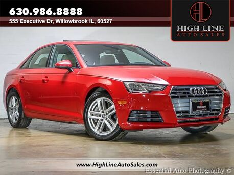 2017_Audi_A4_Premium_ Willowbrook IL