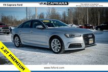 2017 Audi A6 2.0T Premium Watertown NY