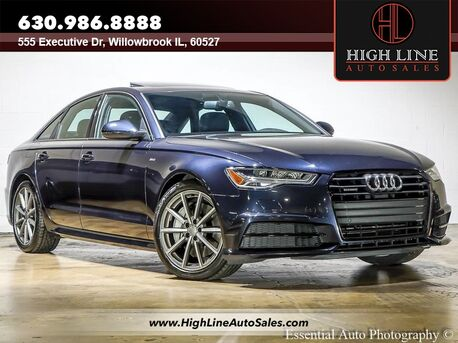 2017_Audi_A6_Premium Plus_ Willowbrook IL