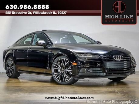2017_Audi_A7_Prestige_ Willowbrook IL