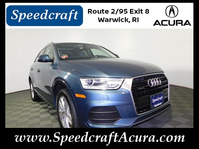 Vehicle details - 2017 Audi Q3 at Sdcraft Acura West Warwick ... on