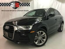 Audi Q3 Quattro Premium Plus Technology 2017