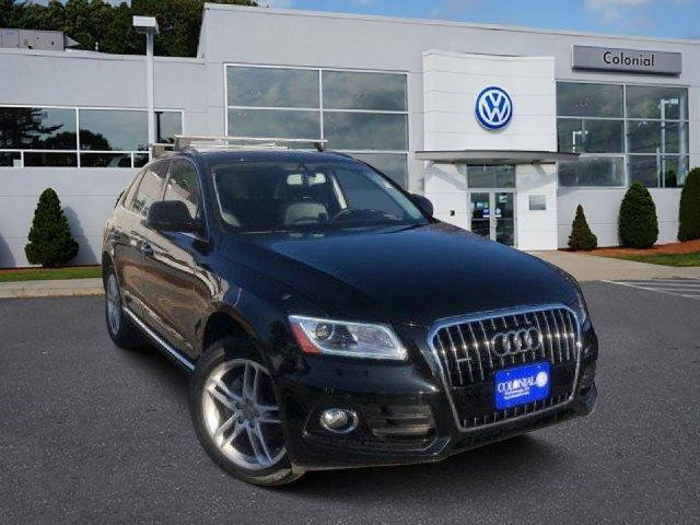 2017 Audi Q5 2.0 TFSI Premium Plus Westborough MA