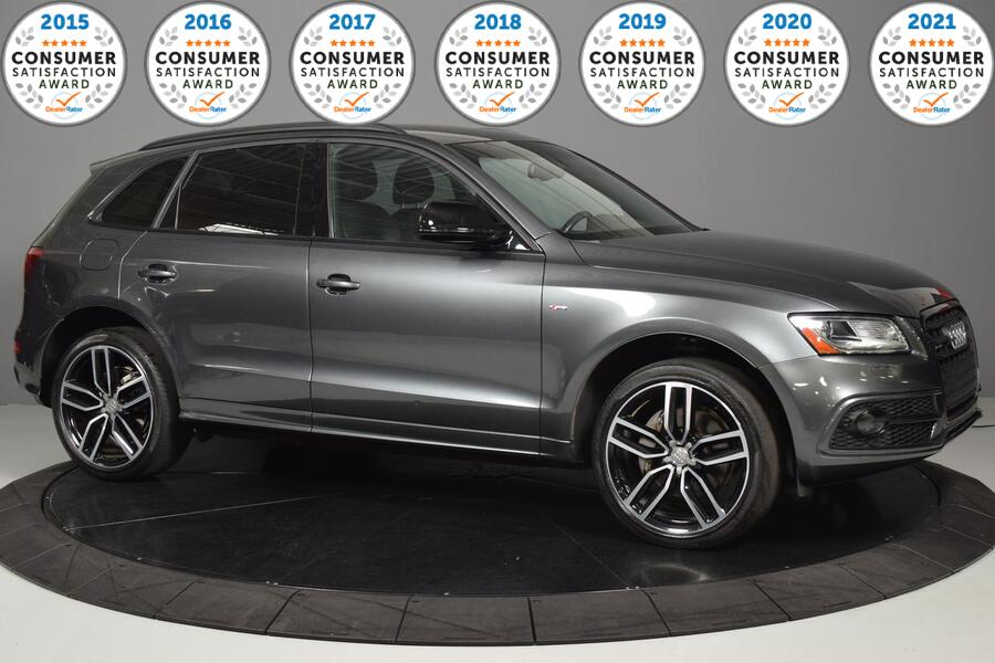 2017_Audi_Q5_Premium Plus_ Glendale Heights IL