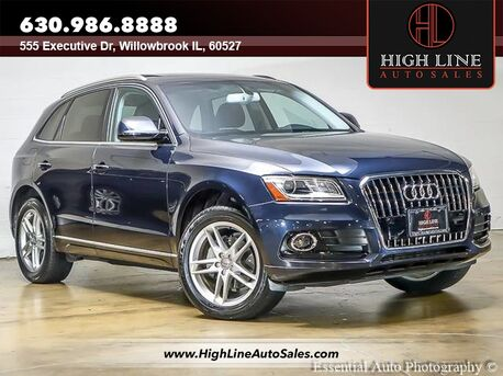 2017_Audi_Q5_Premium Plus_ Willowbrook IL