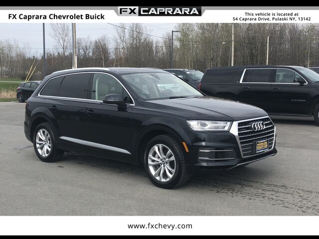 2017 Audi Q7 3.0 TDI Premium Plus Watertown NY
