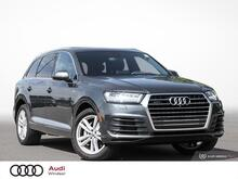 2017_Audi_Q7_3.0T/NEW TIRES AND 60K SERVICE DONE!!_ Windsor ON