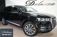 2017_Audi_Q7_3.0T Premium Quattro, Navigation System, Rear-View Camera, Bluetooth Streaming Audio, Heated Leather Seats, 3RD Row Seats, Panorama Sunroof, Power Tailgate, 20-Inch Alloy Wheels,_ Linden NJ