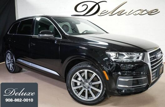2017 Audi Q7 3.0T Premium Quattro, Navigation System, Rear-View Camera, Bluetooth Streaming Audio, Heated Leather Seats, 3RD Row Seats, Panorama Sunroof, Power Tailgate, 20-Inch Alloy Wheels, Linden NJ