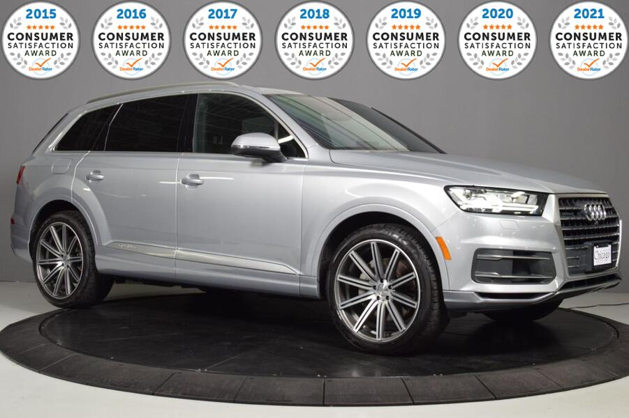 2017_Audi_Q7_Premium Plus_ Glendale Heights IL