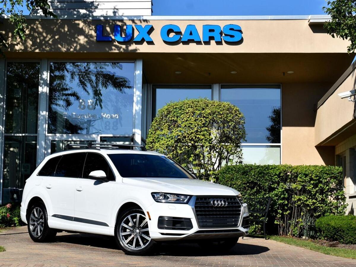 2017_Audi_Q7_Premium Plus Panoroof Nav Quattro MSRP $63,965_ Buffalo Grove IL