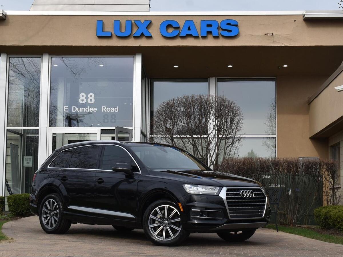 2017_Audi_Q7_Premium Plus Panoroof Nav Quattro MSRP $69,855_ Buffalo Grove IL